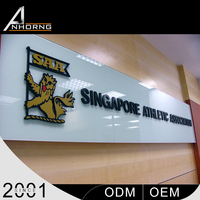 Nice Quality Factory Price Company Light Box Customize Design Acrylic Signage