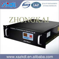 40000A6.5V High Current High Frequency High Power Switch DC Rectifier Cabinet