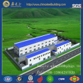 large span steel structure building prefabricated hall from XGZ