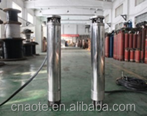 4'' seires SP electric submersible motor pumps