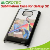 sublimation flip phone covers for samsung galaxy s2 i9100