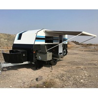 Best-selling australia with motorized trailer camping full cassette rv awning