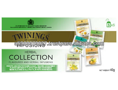 TWININGS Herb Infusions Collection