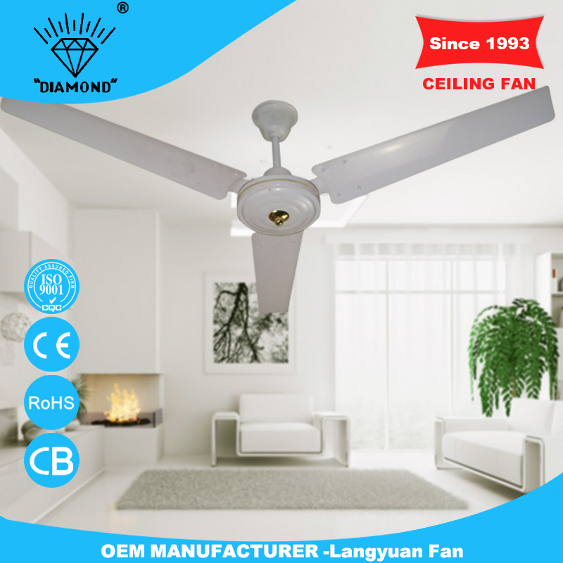 New fashion 56 inch best air cool industrial ceiling fan with high quality