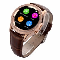 premium lady smart watch phone