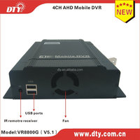 New NETWORK CCTV 720P 4CH HD AHD DVR WITH P2P function