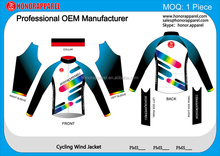 summer or winter custom cycling wind jacket specialized cycling jacket custom logo winter jacket