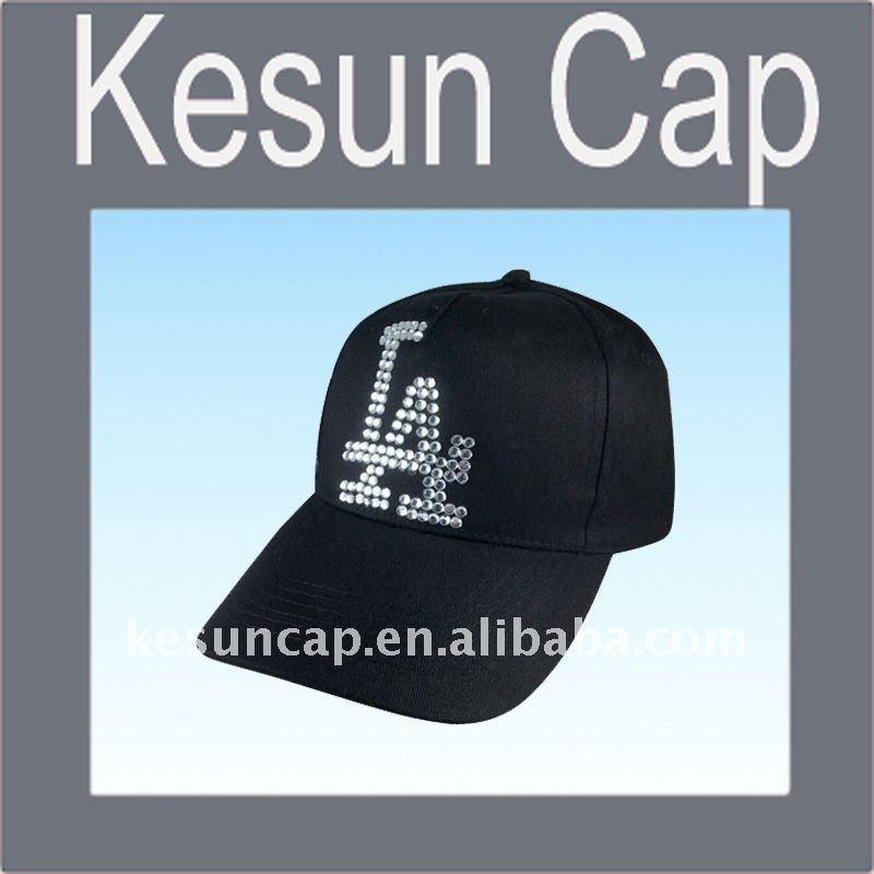 2012 most fashion diamond la baseball/sports cap
