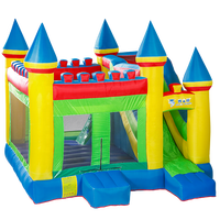 Kids castle commercial jumping castles sale inflatable bounce house for sale
