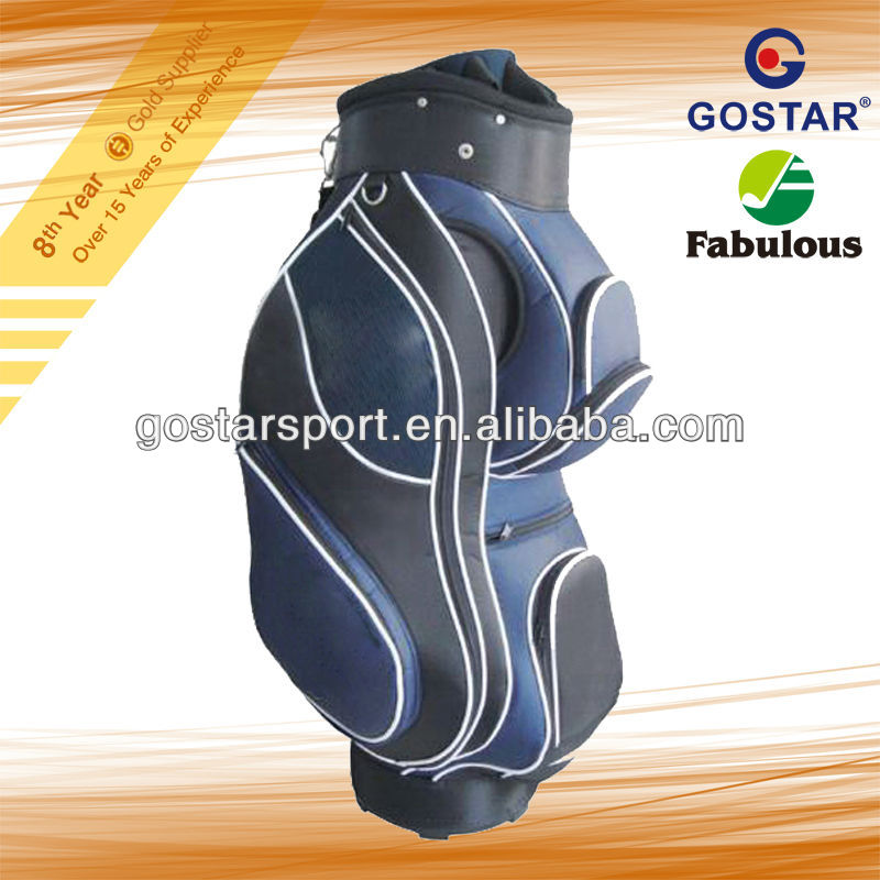 Lightweight Nylon Golf Cart Bag
