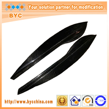BYC Factory Direct Carbon Fiber Eyelid for Honda Fit/Jazz 2009 up Headlight Eyelid B Type