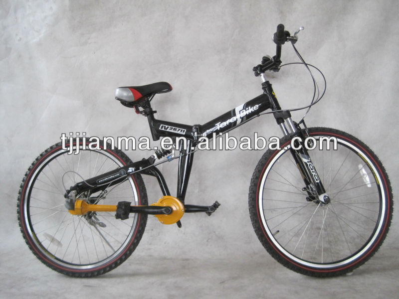 26 Inch Chainless Bicycle/ Folding Bike with Nexus 3 Speed
