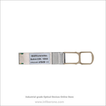 100G QSFP28 SR4 Infiberone Optical Transceiver OTU4 850nm 70m OM3 100m OM4