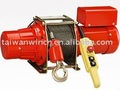 winch rope drum