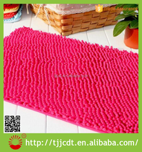 new fashion polyester rubber outdoor floor mat