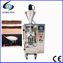 GPM-180 Small Stainless steel coffee coconut powder filling film packing material packaging machinery