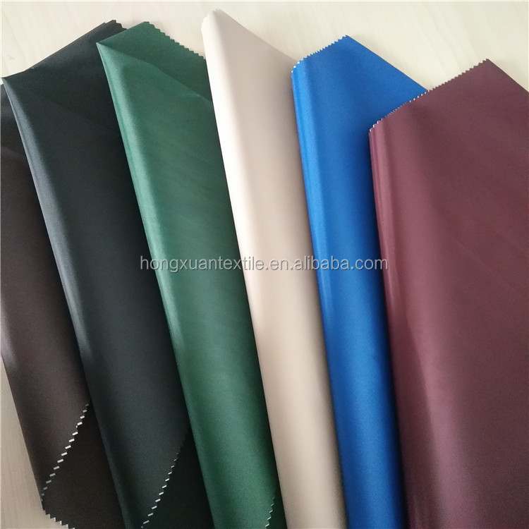 170t,180t,190t,210t waterproof taffeta silver coated car cover fabric