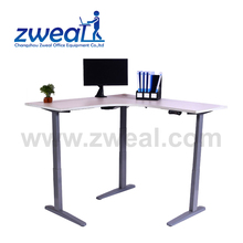 modern round office desk