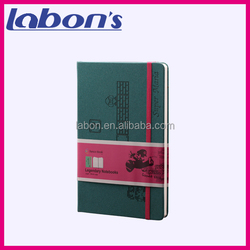PU Cover Material and promotion , gift , PU notebok made in China