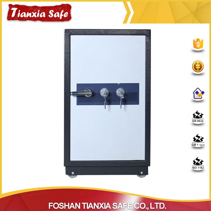 alibaba factory price digital double key locks fire proof water proof safe for sale