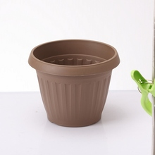 Plastic Decoration Flower Pot Bonsai Pot Large