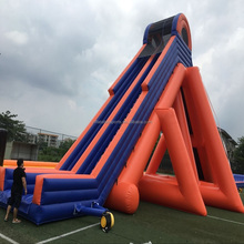 JiangYue Top Quality Super Fun Giant Inflatable Slide 54M For Kids And Adults For Outdoor Events Or Party Competitive Price