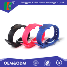 Hot selling various colorful Silicone rubber bands with ISO