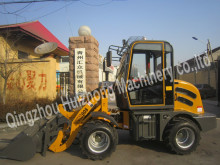 0.8ton mini compact zl08 wheel loader