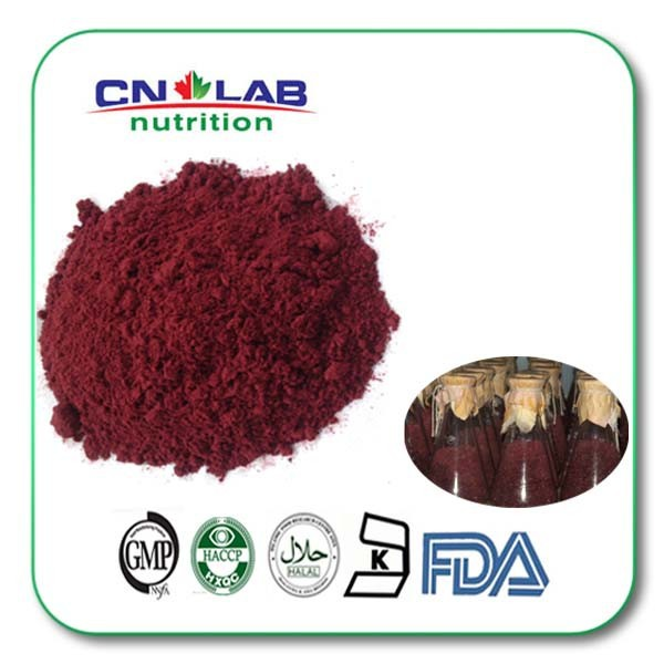 High Quality 100% Natural Functional Red Yeast Rice