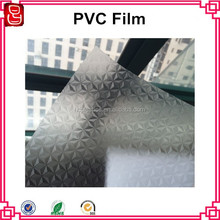 Stationery Use PVC Cover Film with Embossing