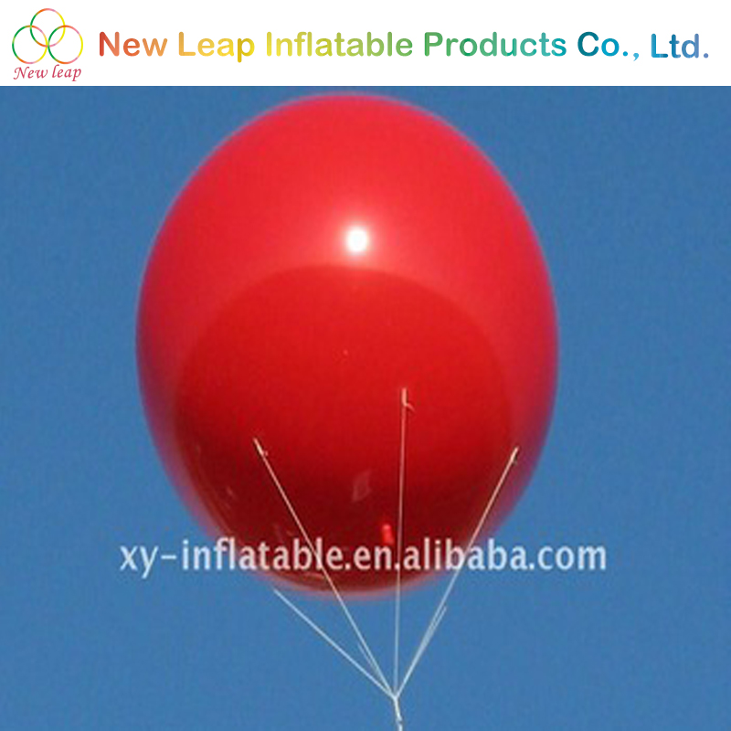 advertising inflatable giant helium balloon