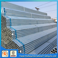 S235JR SS400 Q235 sch40 galvanized iron piping ,galvanized steel tubing ,g.i. pipe