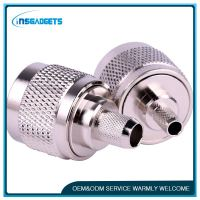 Quick n type plug connector ,h0tae n male female jumper connector for sale
