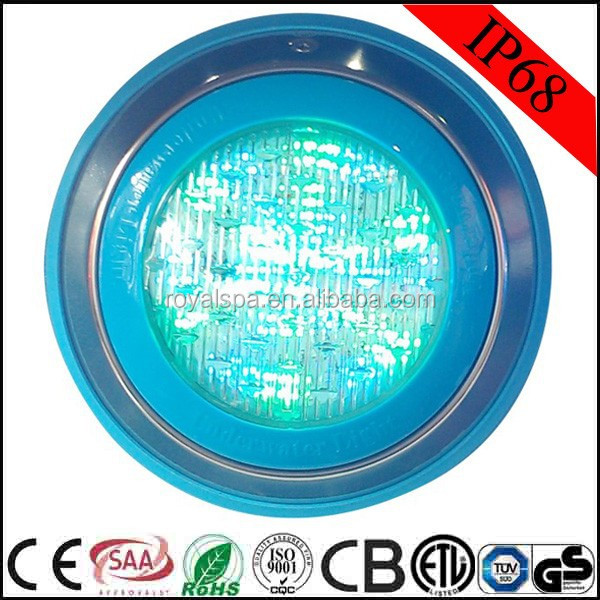 stainless steel underwater swimming pool led light