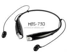 High Quality Factory Price Sport Earphone HBS-730 Bluetooth Headset V4.0 Wireless Stereo HBS730 Headphone
