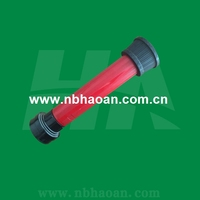 Plastic Fire Fighting Hose Real Nozzle