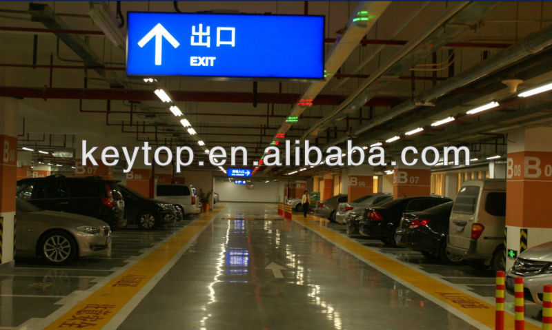 Parking Guidance and Car Finding System