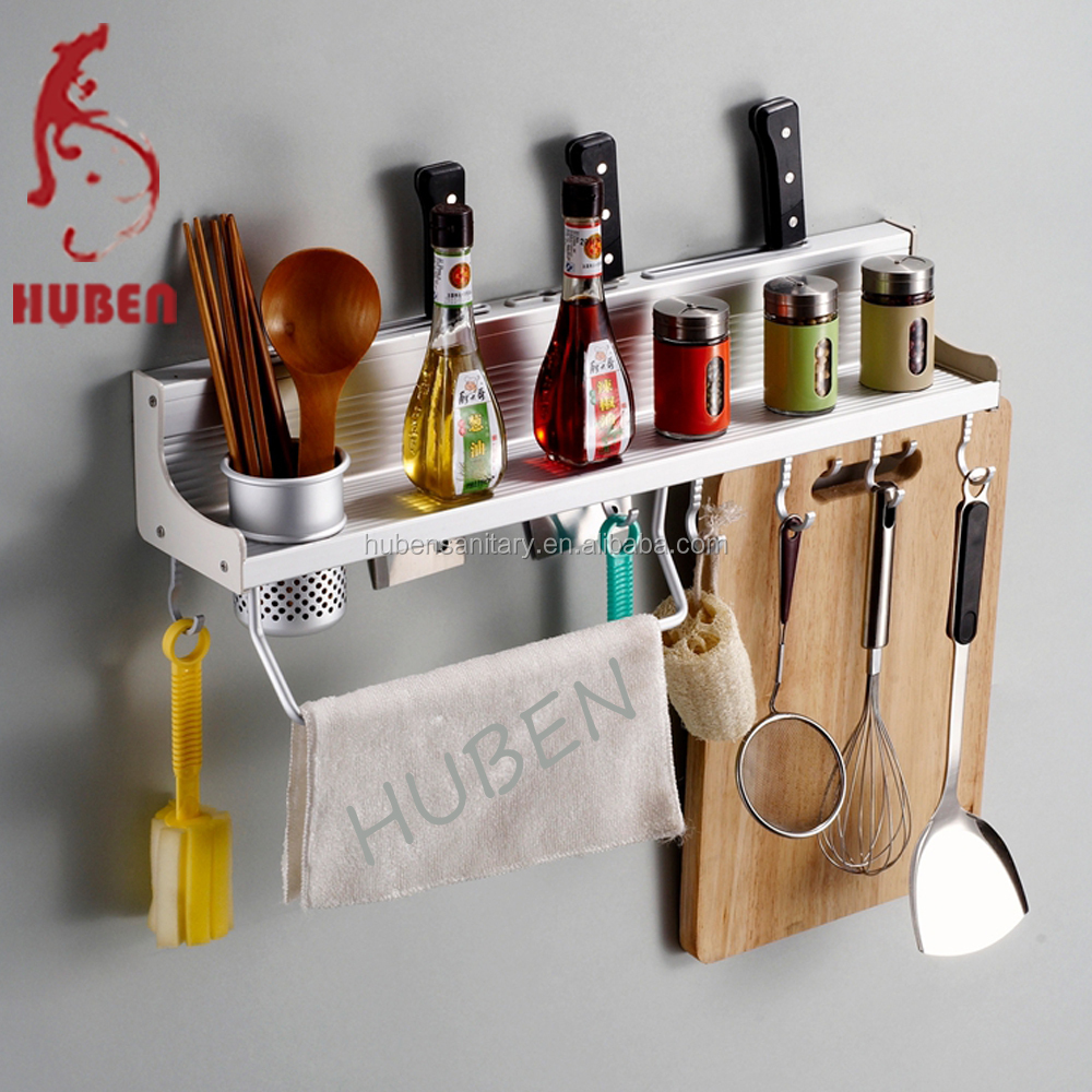 Kitchen Accessories Product ~ Kitchen accessories aluminium chromed rack buy
