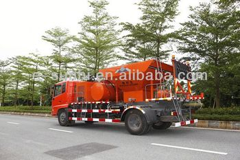 asphalt and concrete injection high efficient patcher