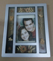 Cute Compartment Wooden Photo Frame Promotional Gift