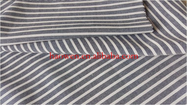 100%polyester yarn dyed fabric for shirt,pants