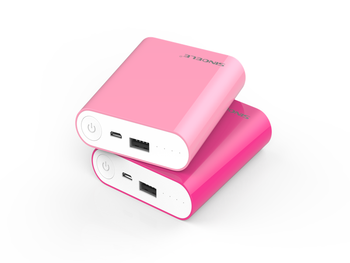 mobile phone rechargeable external battery charger 10000mAh