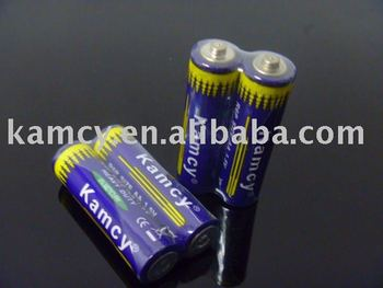 R6 um3 aa size battery