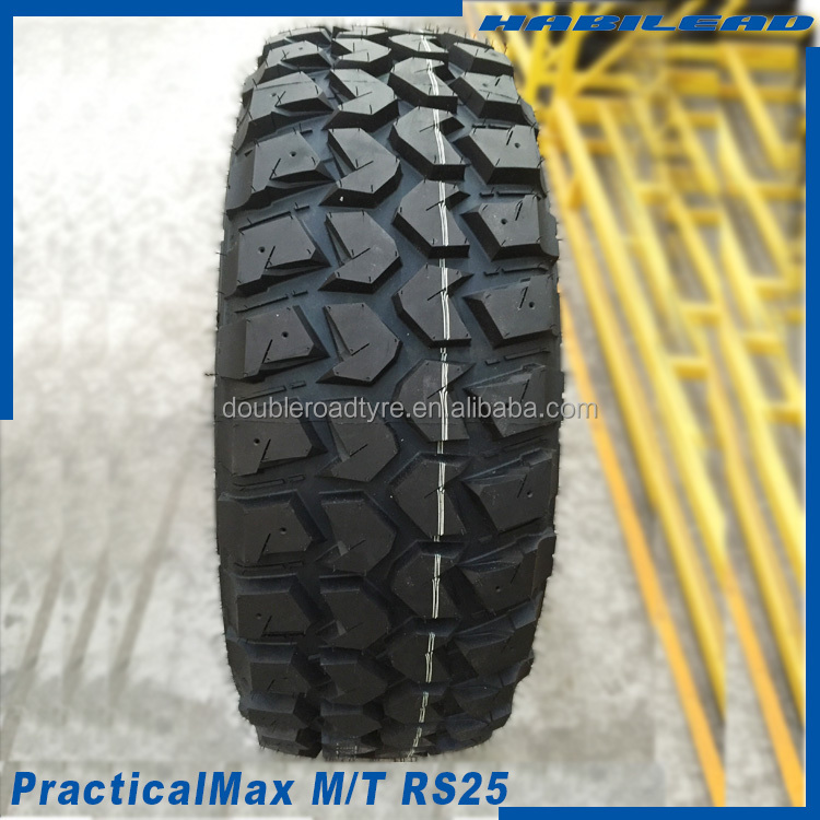 China Wholesale best chinese brand car tyre Rubber Tire SUV 4x4 31x10.5-15 R15 R16 R17 inch mud terrain tire