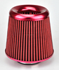 PERFORMANCE PARTS /RACING HIGH FLOW AIR INTAKE CONICAL FILTER