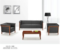 high quality living room wooden sofa sets factory sell directly FZ15