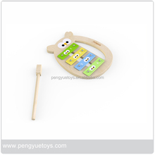 Owl shape Xylophone wooden Music Toy for sale
