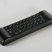 Multimedia Air Mouse Keyboard+Skype funtion+ smart tv remote Control for PC, Android TV Box