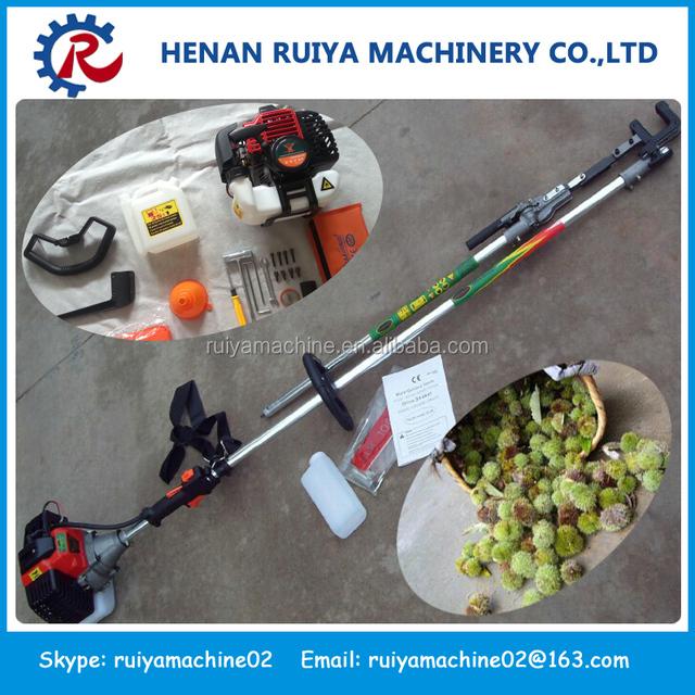 in light weight chestnut harvesting machine / chestnut picker