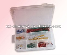 ZYJ-350 solderless breadboard jumper wire cable kit